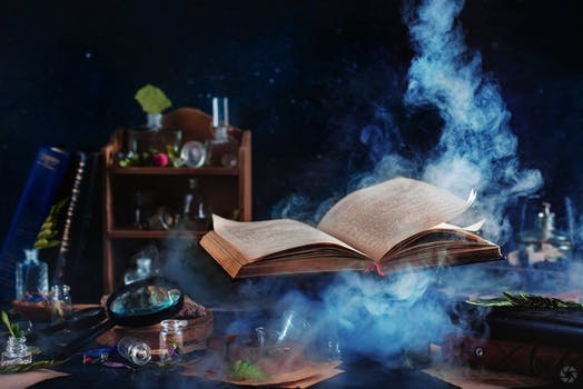 Become a Witch Spell